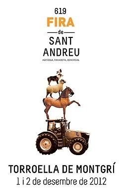 cartell St. Andreu